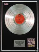 SLADE - LP Platinum Disc - SLAYED